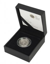 2011 Silver Proof One Pound Coin - Edinburgh for sale